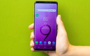 The Samsung Galaxy S10, unveiled in its first real image thanks to Evan Blass
