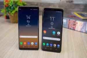 The beta of Android 9.0 Pie will also reach the Samsung Galaxy S8, S8 + and Note 8
